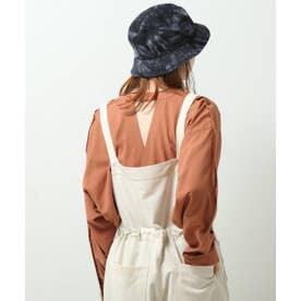 BACKデザインシャツ (オレンジ)
