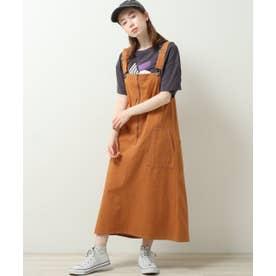 前ファスナージャンスカ (オレンジ)