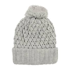 2WAYニット帽 (GRAY)