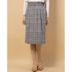 【Hamac】Dカンベルトタイトスカート (GRAY)