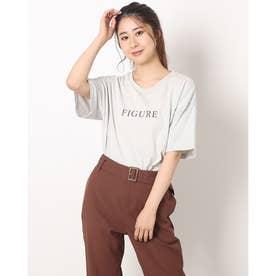 Figure Tシャツ (SILVER GRAY)