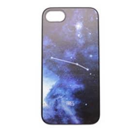 iPhone7 Twinkle Case Black おひつじ座(Aries) (ブラック)