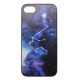iPhone7 Twinkle Case Black みずがめ座(Aquarius) (ブラック)