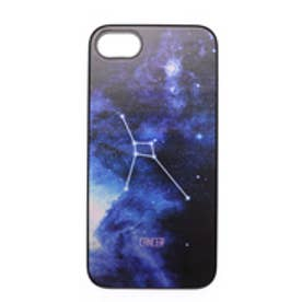 iPhone7 Twinkle Case Black かに座(Cancer) (ブラック)
