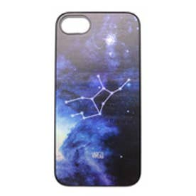 iPhone7 Twinkle Case Black おとめ座(Virgo) (ブラック)