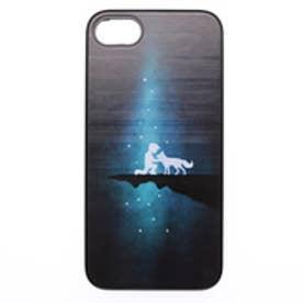 iPhone7 Twinkle Case 少年とキツネ (ブラック)