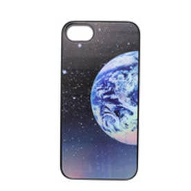 iPhone7 Twinkle Case Earth  Right (ブラック)