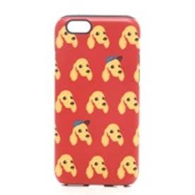 iPhone6s/6 タフケース Fashionable Dog シリーズ Cocker Spaniel (レッド)