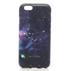 iPhone6s/6 タフケース 星座 やぎ座 (ネイビー)