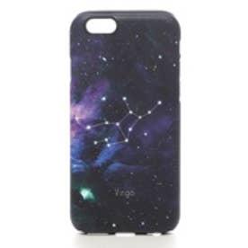 iPhone6s/6 タフケース 星座 おとめ座 (ネイビー)