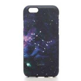 iPhone6s/6 タフケース 星座 ふたご座 (ネイビー)