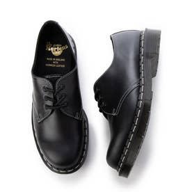 MIE Fashion 1461 3ホールシューズ CAVALIER (BLACK)