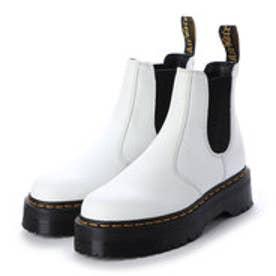 2976 クワッド チェルシーブーツ (2976 QUAD CHELSEA BOOTS)25055100 (WHITE)