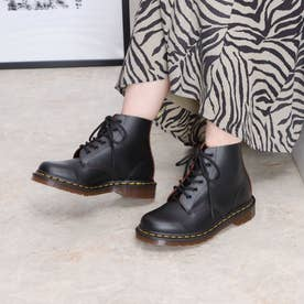MIE Vintage  101 6ホールブーツ (Black)