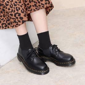 Core Bex 1461 J GST 3 Eye Shoe(1461 J ガゼット 3ホールシューズ) SMOOTH (BLACK)