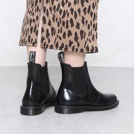 フローラ チェルシー ブーツ (ブラック)