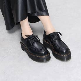 QUAD RETRO ASHLEY BLACK SMOOTH (BLK)