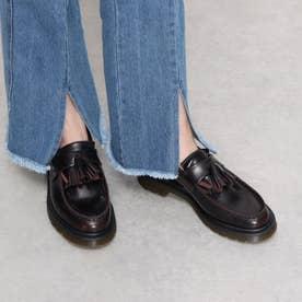 レディース ADRIAN SLIP ON SHOE BURGUNDY RED (CHERRY RED)