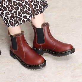 Core Fur Lined 2976 Leonore Chelsea Boot(2976 レオノール チェルシーブーツ)ABRUZZO WP (BROWN)