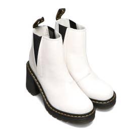 Spence White Sendal (BLACK)