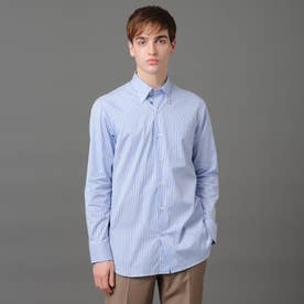 BDストライプシャツ (ブルー)