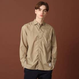200/2ブロードシャツ (ナチュラル)