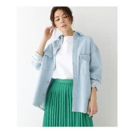 TRADITIONAL WEATHERWEAR デニムシャツジャケット (ブルー(092))
