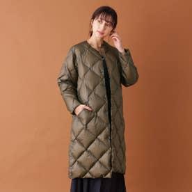 【ドレステリア別注】ROCKY MOUNTAIN キルティングコート (カーキ)