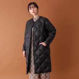 【ドレステリア別注】ROCKY MOUNTAIN キルティングコート (ブラック)