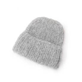 KARAKORAM ACCESSORIE ウールニット帽 (グレー)