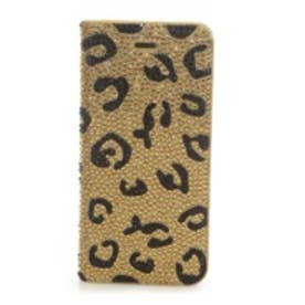iPhone6 Perisian Safari Leather Diary(ジャガー)