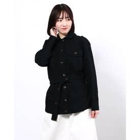 グラインダーワークシャツジャケット (ブラック)