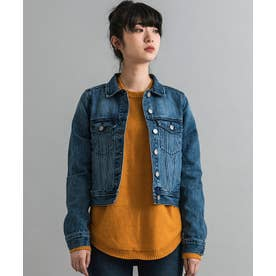 Jinx Denim Jacket (Mid Blue Wash)