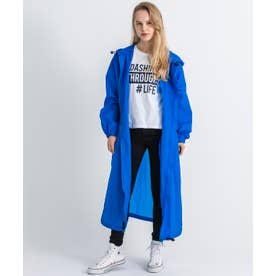 Paloma Parka (Electric Blue)