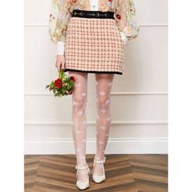 Sweet Blossom Micro Skirt (PINK)