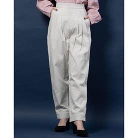 March Peg Trousers (BEIGE)