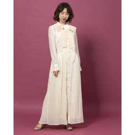 Shall We Dance Midi Dress (CREAM)