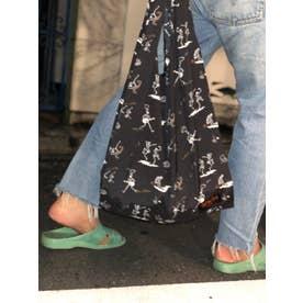 DAR Dance Macabre Shopping Bag (BLK)
