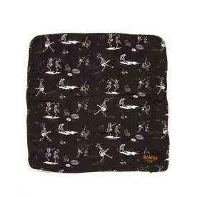 DAR Dance Macabre Cushion Cover (BLK)