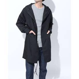 DAR BIG LOGO Spring Coat (BLK)