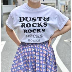 DUST AND ROCKS へようこそ T (WHT)