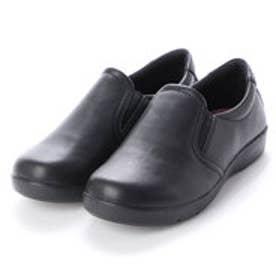 レディース 短靴 EVE302 ブラック 12421826