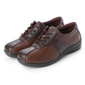 レディース 短靴 EVE195 ブラウン 12427687