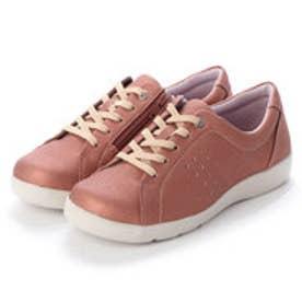 レディース 短靴 EVE301 ピンク 12421784