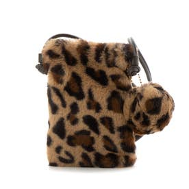 ファーミニショルダーバッグ (Leopard)