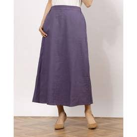 フレアスカート (Light Purple)