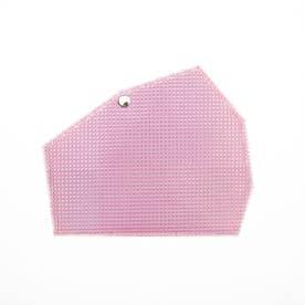 バタフライマスクケース【返品不可商品】 (ピンクホログラム)