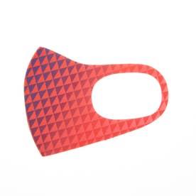 洗える3D立体プリントマスク MA-5【返品不可商品】(RD/C)