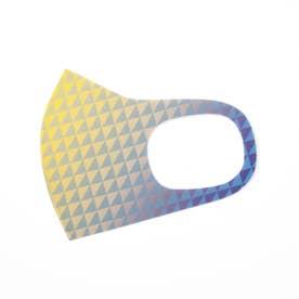 洗える3D立体プリントマスク MA-5【返品不可商品】(YE/C)