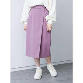 美人シルエットナロースカート (Lavender)